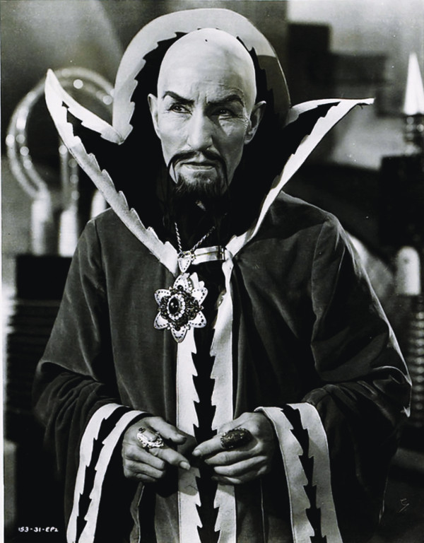 Ming the Merciless, Flash Gordon's Nemesis