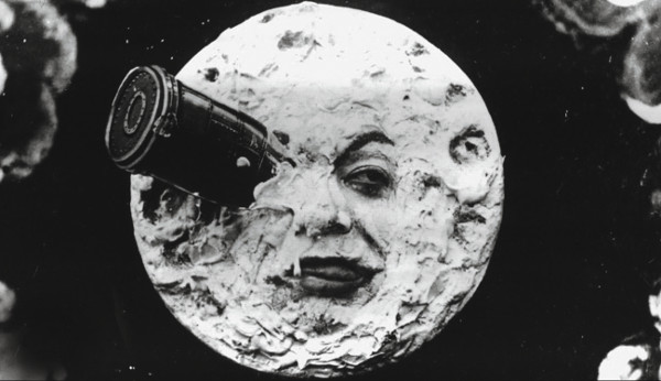 "Still from ""A Trip to the Moon"""