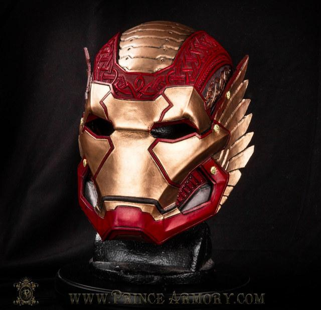 Iron Man Suit Cosplay Asgardian Iron Man Suit of