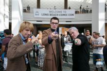 The Doctor Cosplay Long Beach Comic Con