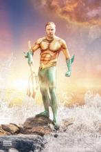 Aquaman cosplay by Jairus Troup