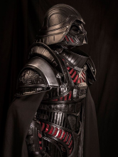 Medieval-Style Darth Vader Armor