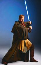 Tom Rehn as Jedi Knight