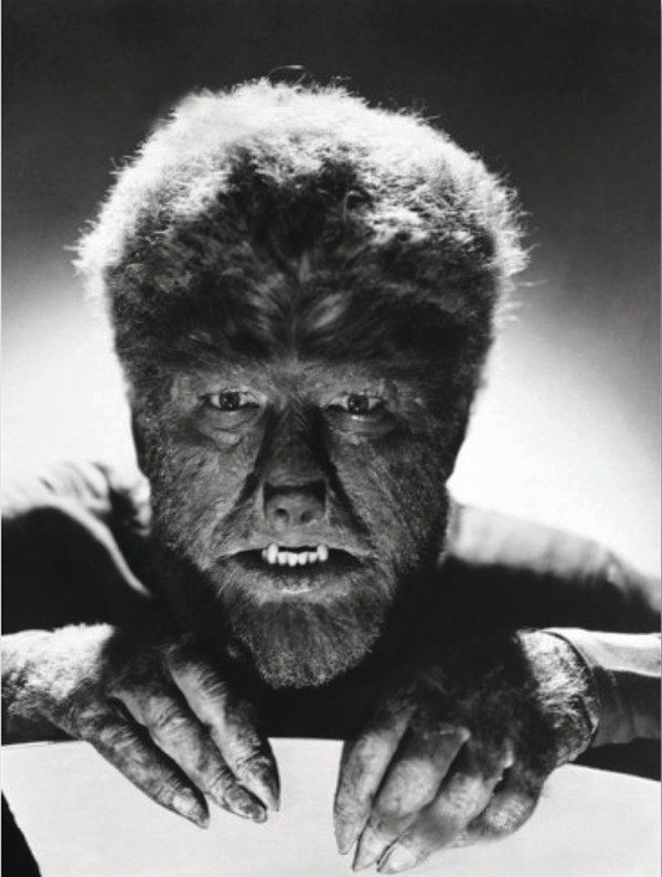 Lon Chanely as The Wolf Man
